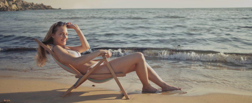 Swimming & Sunbathing